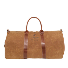 Sac Weekend Rummage Duffel - Marron Woodland