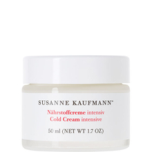 Crème riche Cold Cream intense