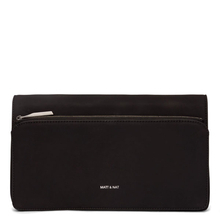 Pochette Petite - Velours Noir - Collection Holiday