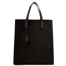 Sac tote Dia - Velours Noir - Collection Holiday