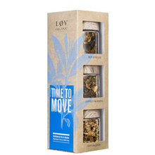"Coffret ""Time to Move"""