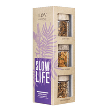 "Coffret ""Slow Life"""