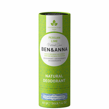 Déodorant naturel en stick Persian Lime (Citron vert)