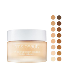 """Un"" Cover-up cream foundation - Fond de teint crème (16 teintes)"