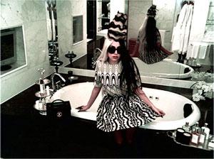 Lady Gaga utilise les soins bio de la marque Patyka